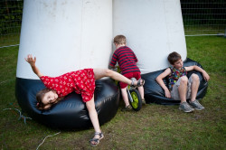 To jeden z nielicznych festiwali muzycznych w Trójmieście, na który przychodzą rodziny z małymi dziećmi.