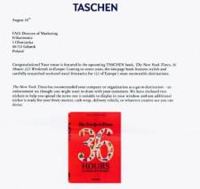 Treść pisma, które trafiło do Filharmonii Bałtyckiej.