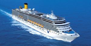 Na pokładzie Costa Deliziosa turyści mogą się zrelaksować m.in. w dwupokładowym centrum urody i pielęgnacji ciała.