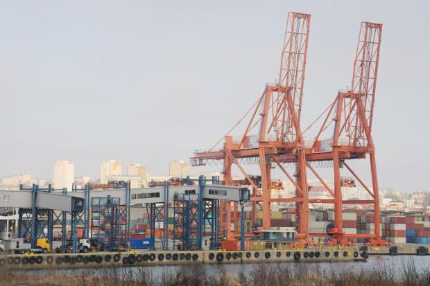Przez całe lata rozwój portu były warunkiem rozwoju Gdyni.