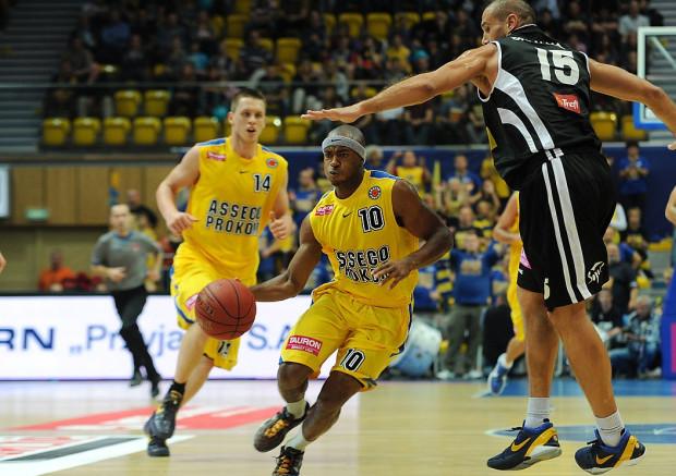 Mistrzowie Polski doznali drugiej porażki w tym sezonie i pierwszej w Tauron Basket Lidze.