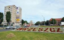 Plac Komorowskiego - tu trasa tramwajowa wzdłuż ul. Nowej Politechnicznej połączy się z torowiskiem w ciągu al. Legionów i ul. Mickiewicza