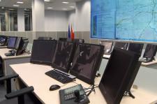 Sala operatorska systemu Tristar w Gdańsku, skąd ruch nadzorować będzie do siedmiu pracowników jednocześnie.