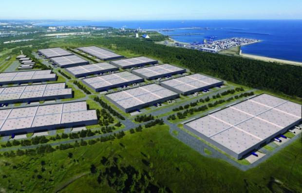 W październiku 2012 ruszyła budowa Pomorskiego Centrum Logistycznego w sąsiedztwie gdańskiego terminala DCT. Jest największym tego typu przedsięwzięciem w Północnej Polsce. Przyciągnięcie inwestora do Trójmiasta to zasługa spółki Invest GDA.
