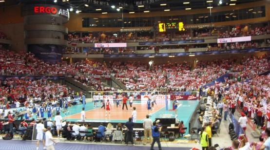 Finał Ligi Światowej w siatkówce w Ergo Arenie był okazją, aby zobaczyć najlepsze z najlepszych drużyny podczas pełnych emocji meczów przy zapełnionych do ostatniego krzesełka trybunach.