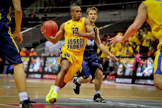 Jerel Blassingame rzucił 16 punktów drużynie z Berlina.