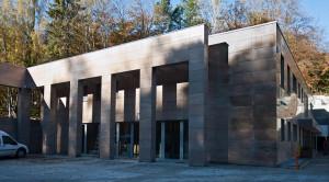 Za kilkanaście dni ma zostać udostępniona wiernym nowa kaplica na cmentarzu witomińskim.