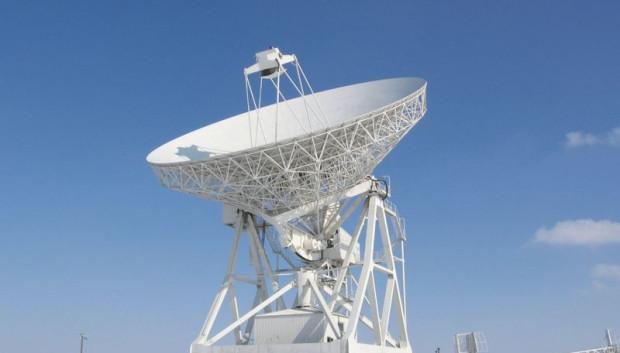 Radioteleskop, który powstanie w Borach Tucholskich, będzie większy od toruńskiego (na zdjęciu).