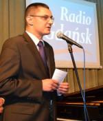 Lech Parell, naczelny Radia Gdańsk.