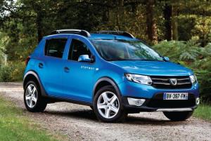 Dacia Sandero to auto dla tych, którzy lubią samochodowe wycieczki na łono natury.