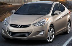 Trójmiejski dealer Hyundai trafił do najlepszej dwudziestki sprzedawców tej marki na świecie. Nz. Hyundai Elantra.