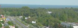 Widok na Zatokę z Awiatora (al. Jana Pawła II)