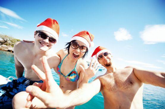 Coraz więcej osób decyduje się na spędzenie świąt Bożego Narodzenia w ciepłych krajach.
